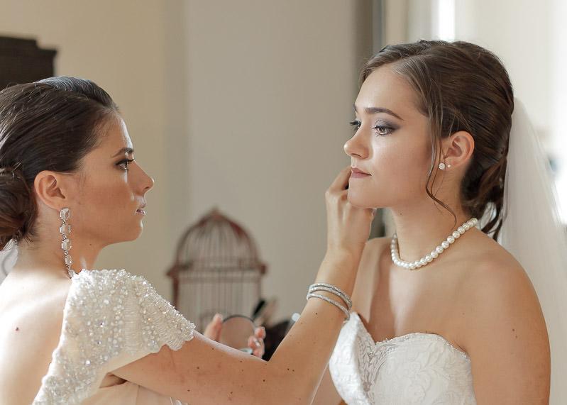 La soeur de la mariée