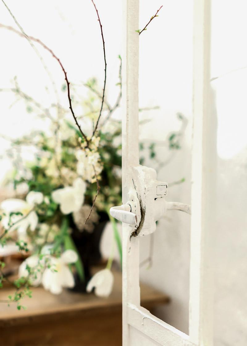 Composition floral fleur de fée