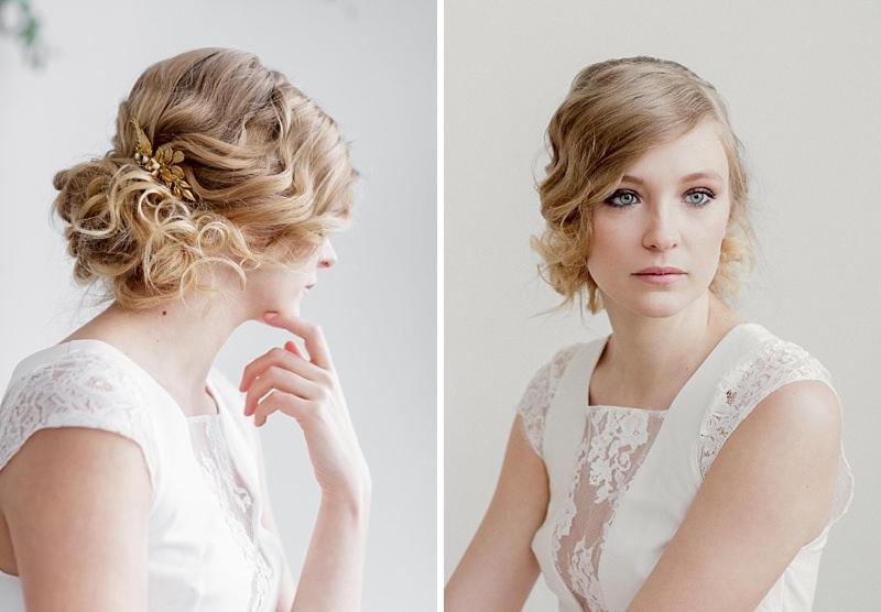 coiffure mariage et bijoux pour cheveux