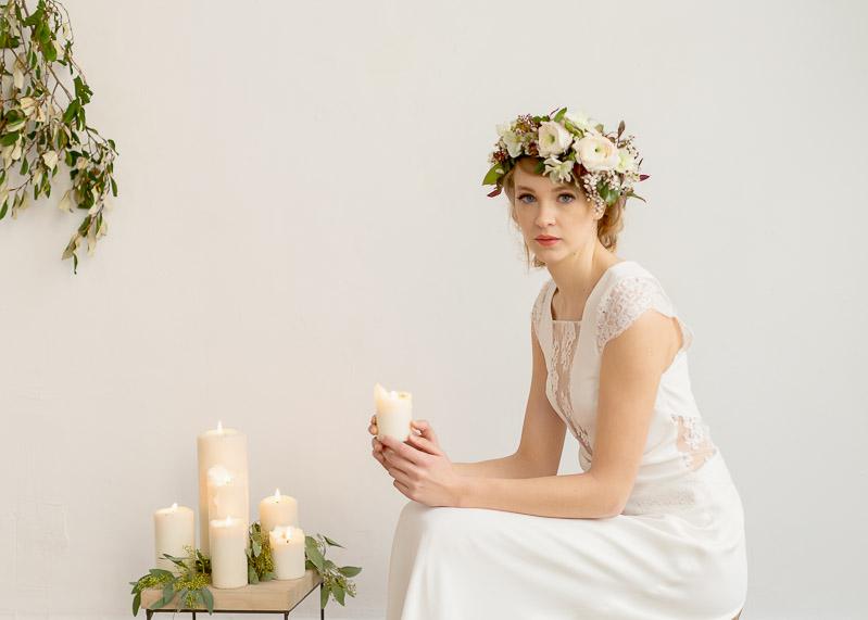 coiffure mariage et décoration