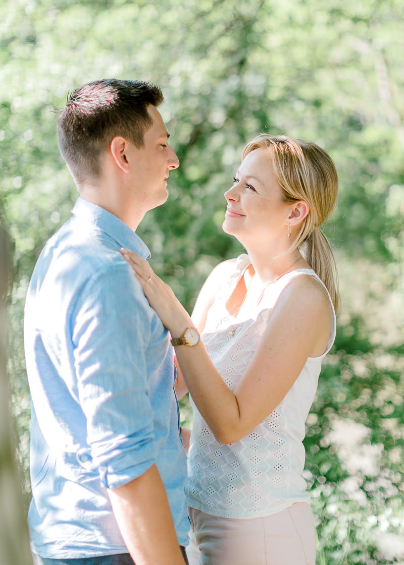 Photographe de couple lumineuse à Lyon
