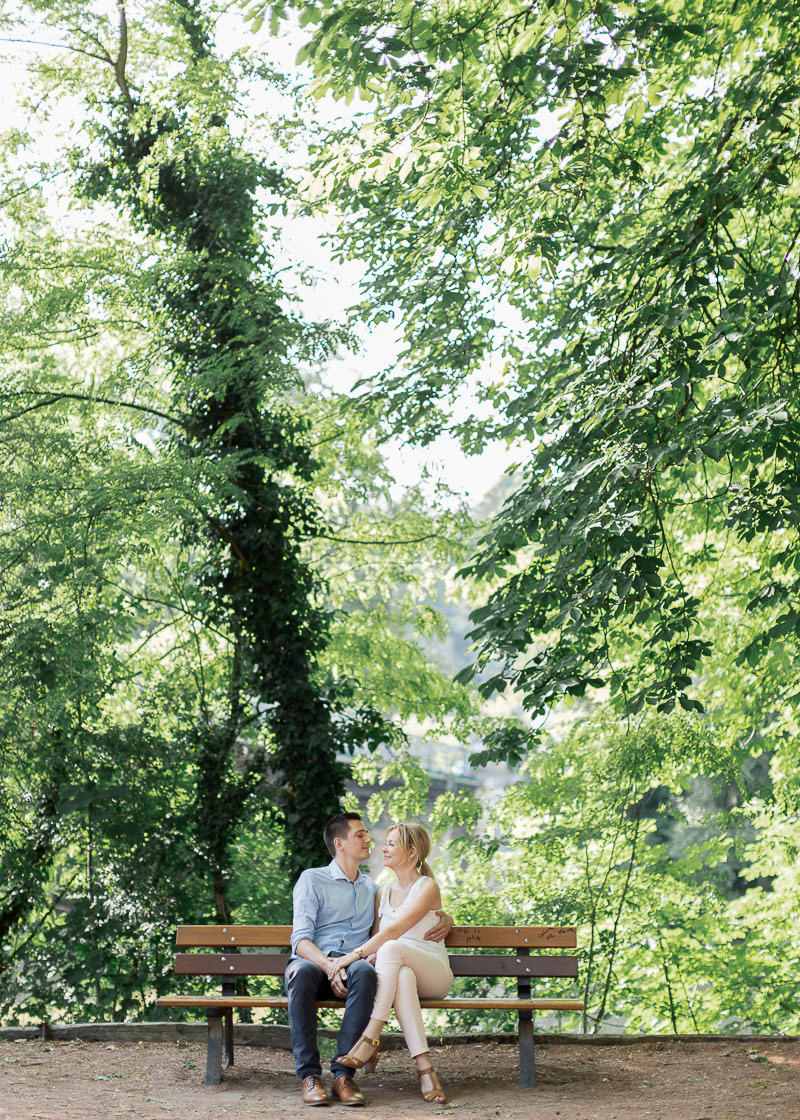 Couple d'amoureux lifestyle photographe Lyon