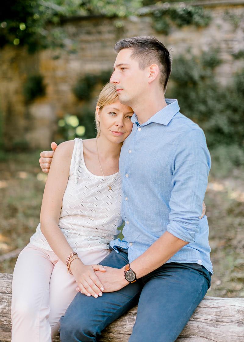 Couple d'amoureux lifestyle photographe professionnel Lyon