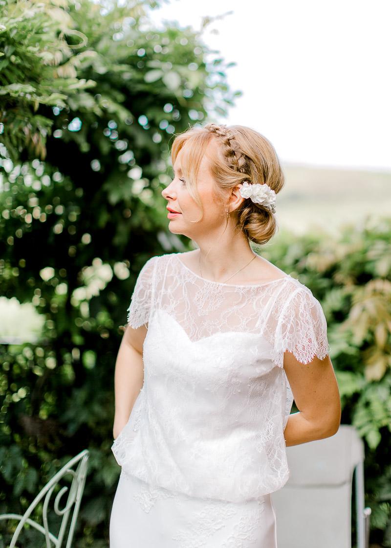 Mariage dans le Beaujolais Domaine de la Genetière