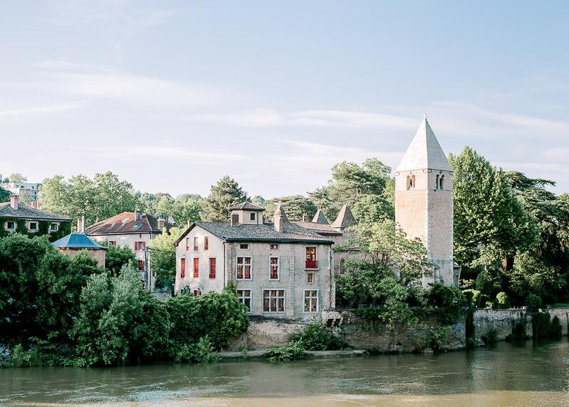 Séance d'engagement à l'ile Barbe à Lyon