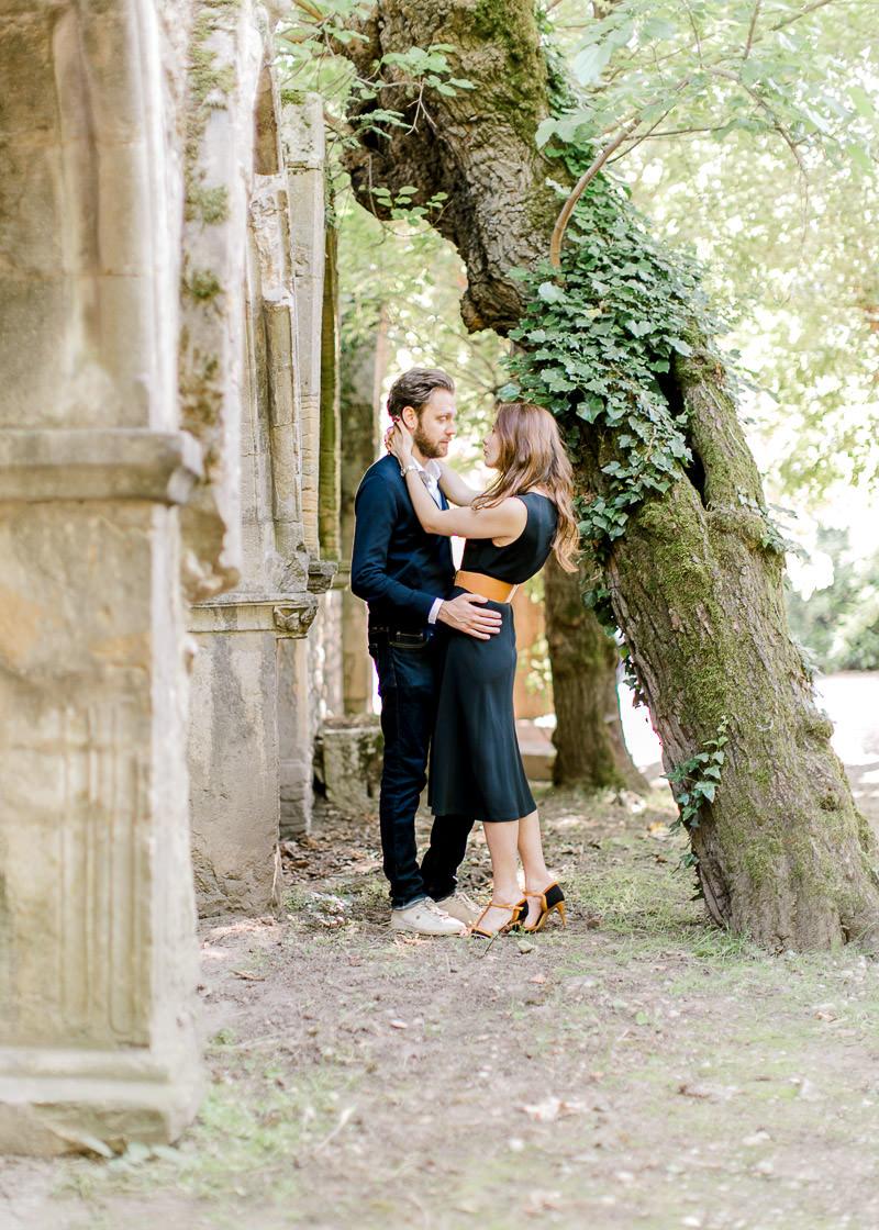 Shooting photo couple à Lyon photographe en Rhône-Alpes