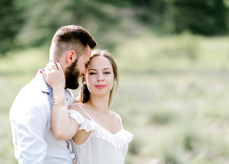 Photographe professionnel à Lyon couple fine art