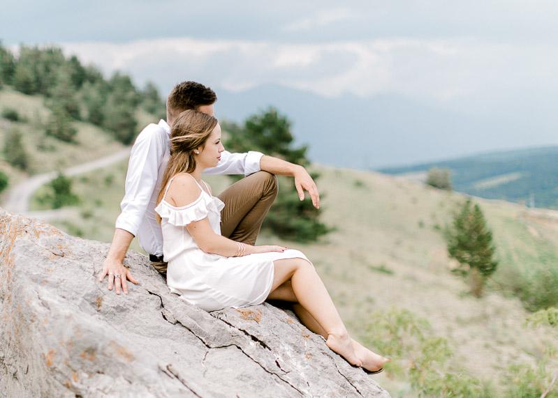 Photo fine art d'amoureux en provence