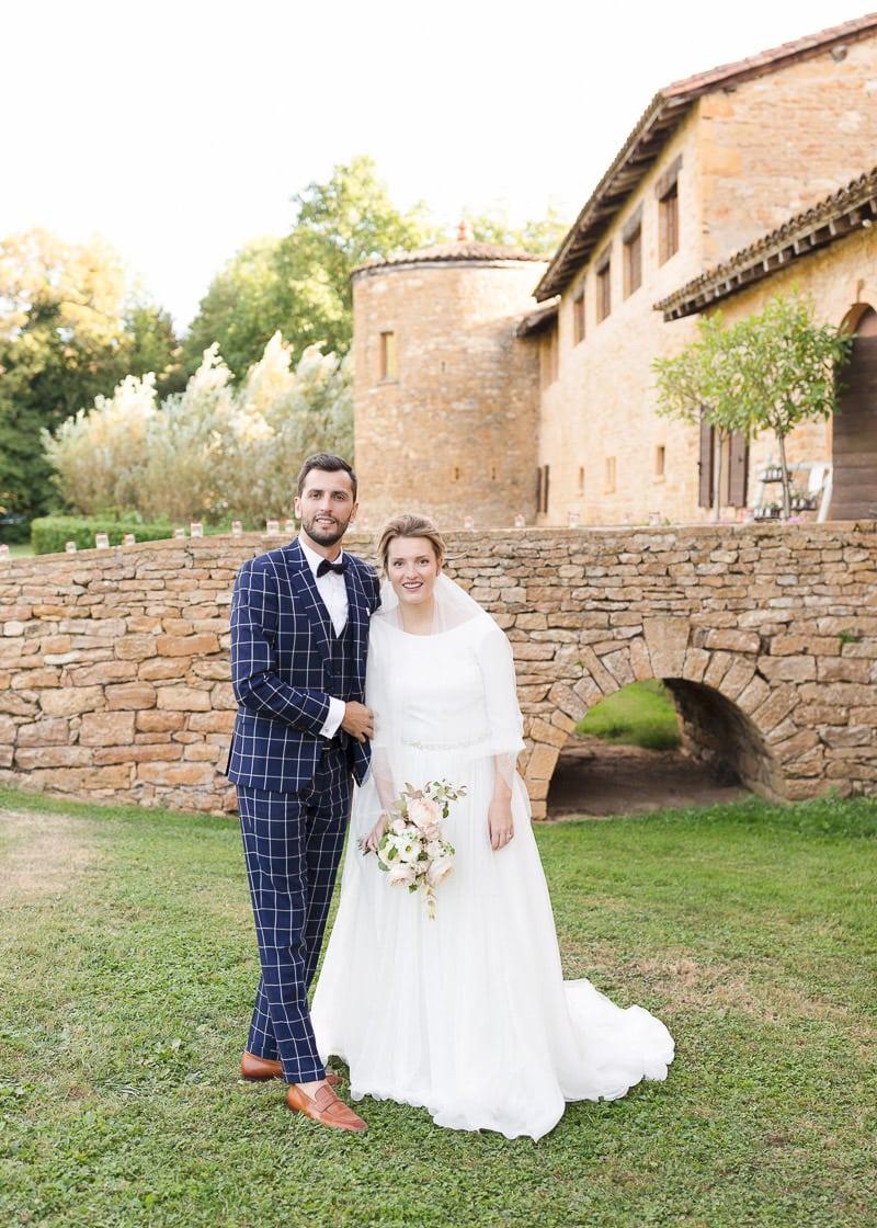 mariage chateau du sou