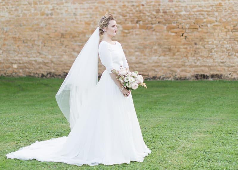 Robe de mariés chateau du sou
