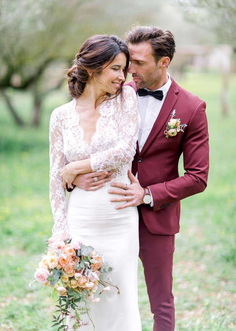 Mariage au chateau de l'aumérade - photographe mariage rhone