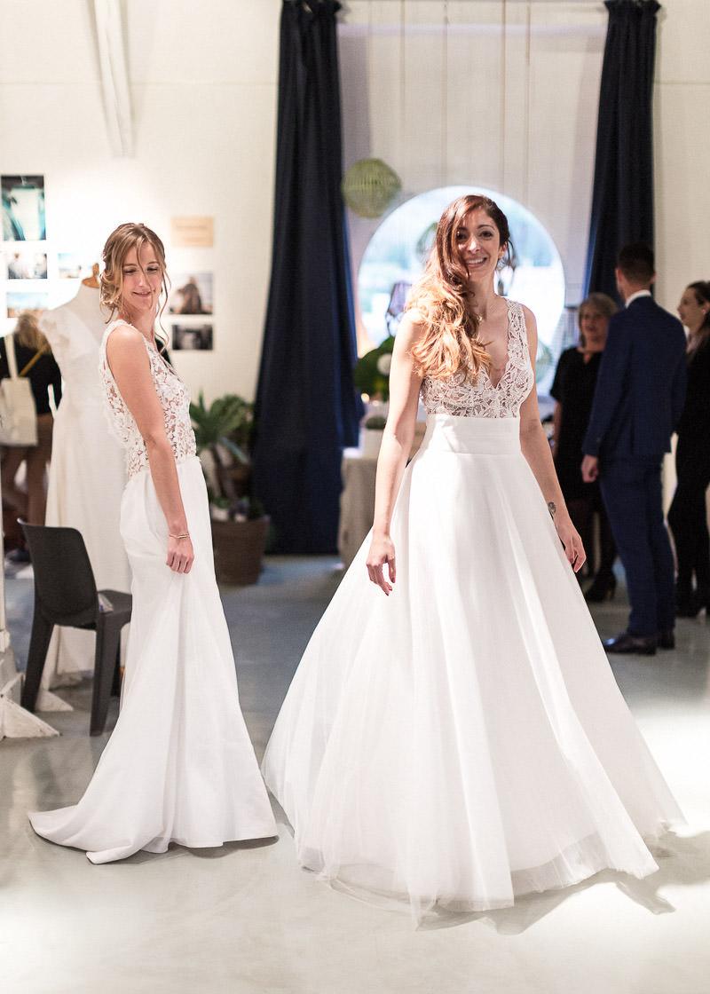 Défilé robe de mariage - Festival l'amour l'amour la mode