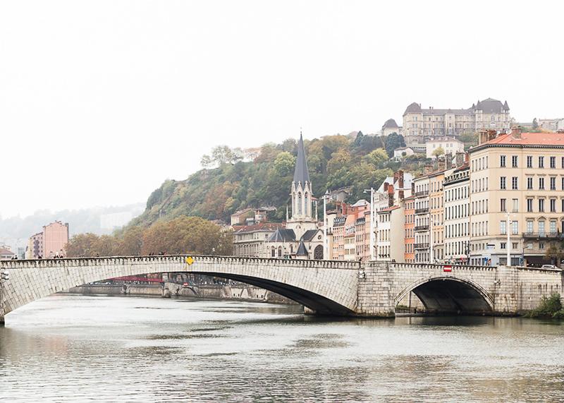 Photographe famille Lyon - Vue de Lyon