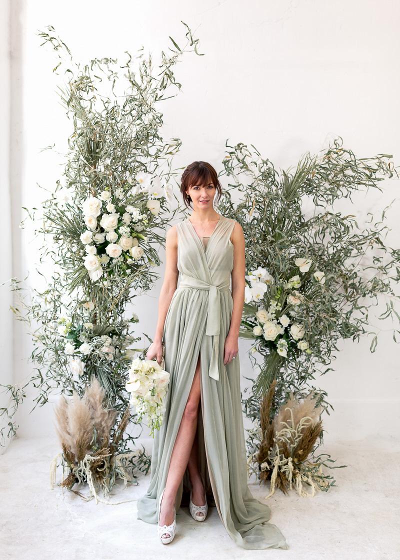 assortiment de fleur de mariage