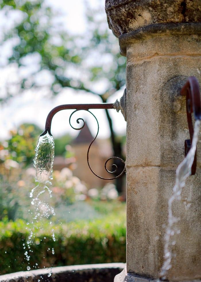 Fontaine château du sou