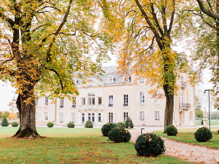 Château de Varennes Mariage