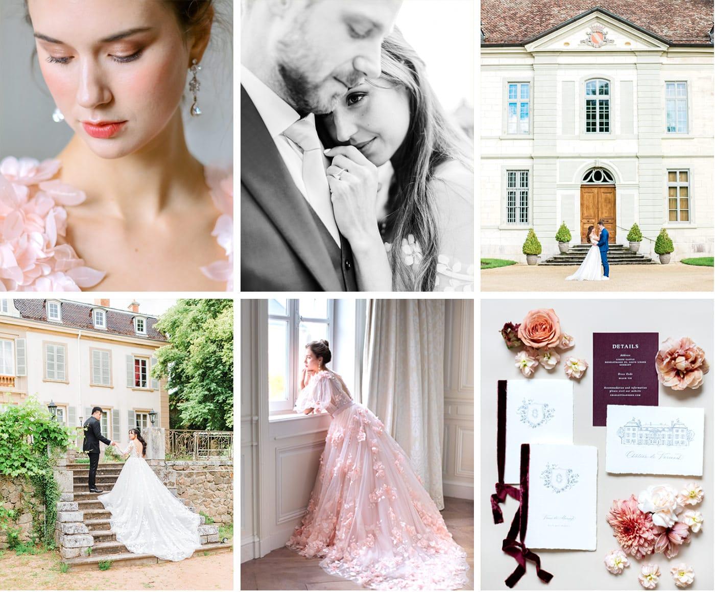 Photographe mariage lyon luxe frederick dewitte